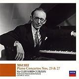 モーツァルト:ピアノ協奏曲第23番&第27番