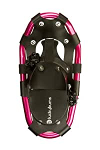 Lucky Bums Snowshoes (Pink, 19 cm)