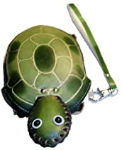 Turtle Gift - Tank the Turtle - Leather Coin Purse #1011