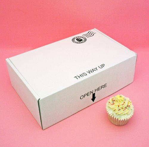 Cakes-Away Postable Cupcake Box - Sample (Insulated Cake Boxes compare prices)