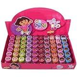 Lovely Dora The Explore Stampers : Stamp Art Set (10 Pcs)