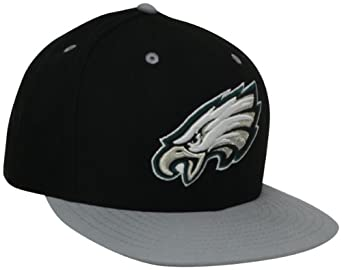 NFL Philadelphia Eagles Two Tone 59Fifty Fitted Cap by New Era