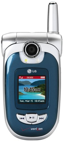 LG VX8100 Cell Phone, EV-DO, Camera, Bluetooth, for Verizon