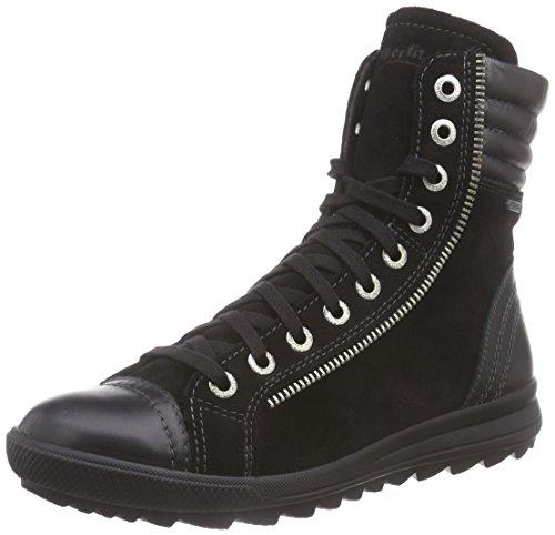 SuperfitLINA - Sneaker Ragazza , Nero (Nero (Nero 00)), 40