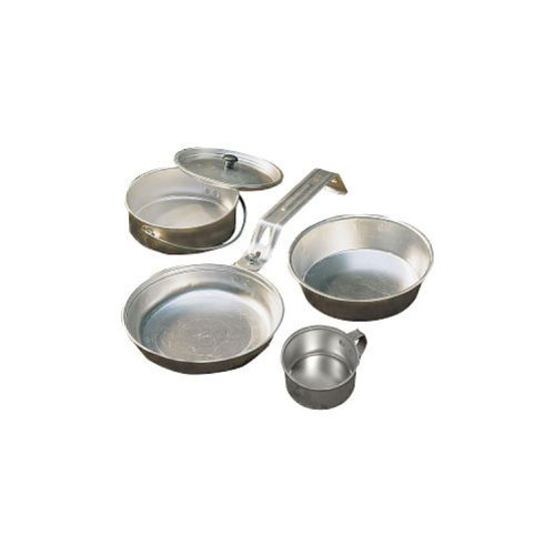 Coleman Aluminum Mess Kit back-35561