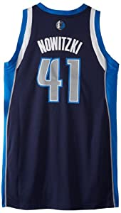 NBA Dallas Mavericks Dirk Nowitzki Alternate Swingman Jersey Green by adidas