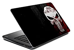 meSleep Skull Laptop Skin