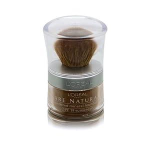 L'Oreal Paris True Match Naturale Mineral Foundation, Cocoa, 0.35 Ounce