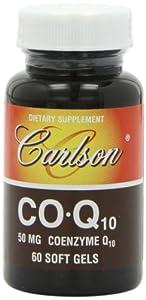 海淘心脏保健品:Carlson Labs 卡尔森 CoQ10 辅酶