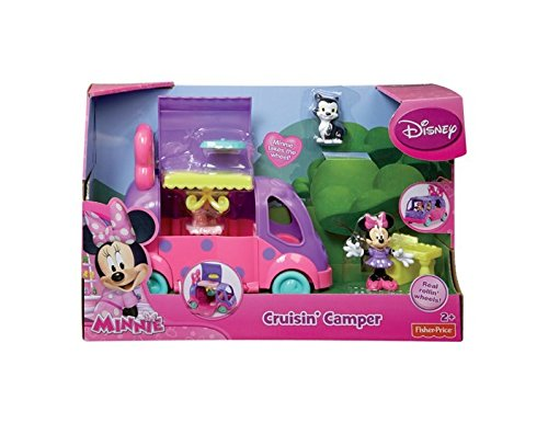 Fisher-Price Minnie Mouse Cruisin Camper - 1