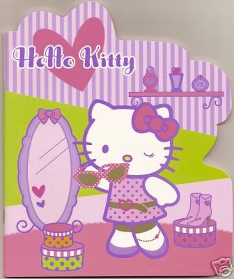Hello Kitty Sticker Album - Buy Hello Kitty Sticker Album - Purchase Hello Kitty Sticker Album (Hello Kitty, Toys & Games,Categories,Arts & Crafts,Stamps & Stickers)