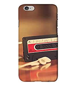 Go yankee Back Case Cover For Iphone 6