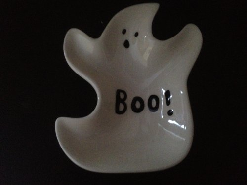 Hallmark Boo Ghost Ceramic Decorative 5
