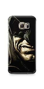 Casenation Masked Man Samsung Galaxy S6 Edge Soft Case