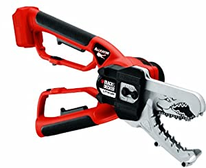 Black & Decker LLP120B Bare Max Lithium Ion Alligator Lopper Saw, 20-Volt at Sears.com