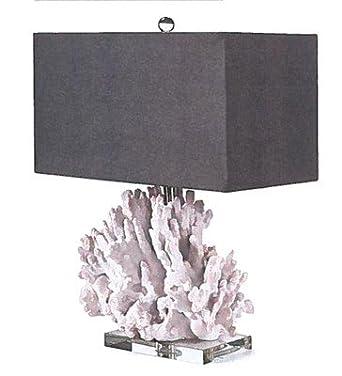 Regina Andrew White Coral Lamp - Table Lamps - Amazon.com
