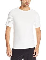 ExOfficio Men\'s Give-n-Go Underwear Tee, White, Small