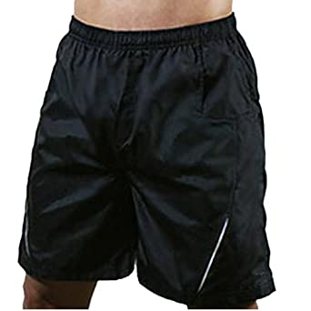 Tobey Mens Mountain Loose-fit Detachable Biking Padded Coolmax Cycling Shorts Pant by eYourlife2012