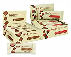 thinkThin Bundle: Brownie Crunch and Chocolate Covered Strawberries