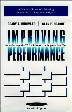 Improving Performance: How to Manage the White Space in the Organization Chart (Jossey-Bass Management)