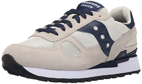 Saucony Shadow Original, Scarpe Running Unisex - Adulto, Beige (Light Tan/Navy), 40 EU