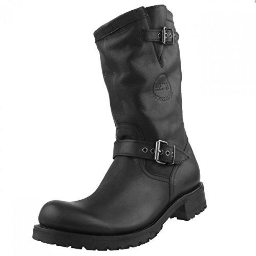 Sendra Boots - Stivali da Motociclista Uomo , Nero (nero), 43