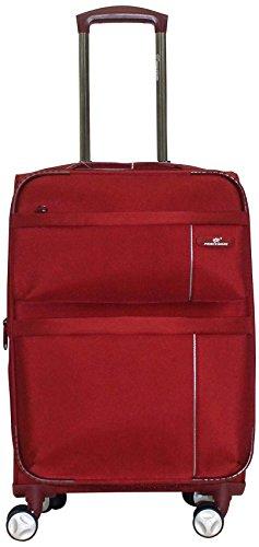Princeware Princeware Cambridge Nylon 78 Cms Maroon Suitcase (6885)