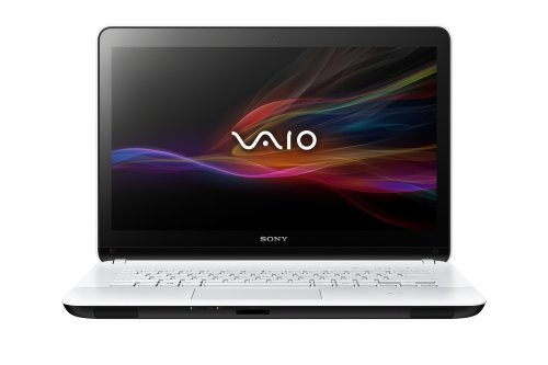 Sony VAIO Fit Series SVF14215CXW 14-Inch Heart i5 Touch Laptop