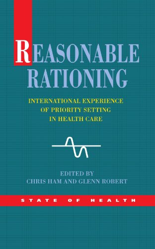 Reasonable Rationing (State of Health Series)