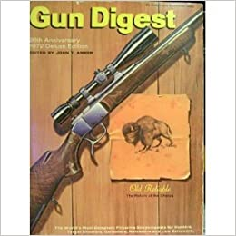 Gun Digest, 26th Anniversary 1972 Deluxe Edition