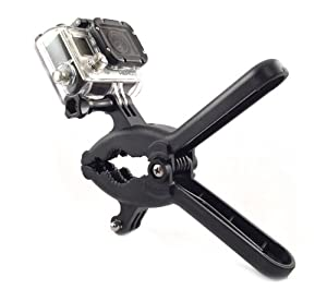 Clamp Mount for GoPro HERO Cameras