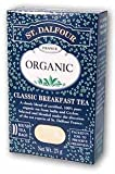 Organic, Classic Breakfast Tea, 25 Tea Bags, 1.75 oz (50 g)