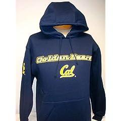 New! Navy Blue NCAA University of California Berkeley Golden Bears Pullover Hoodie... by NCAA