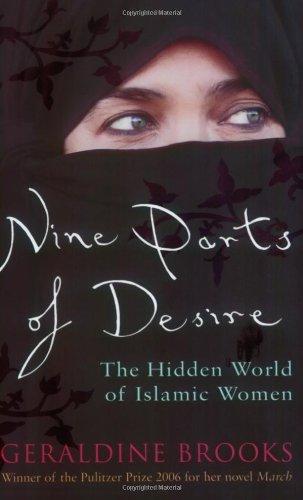 Authors bias in nine parts of desire the hidden world of islamic women