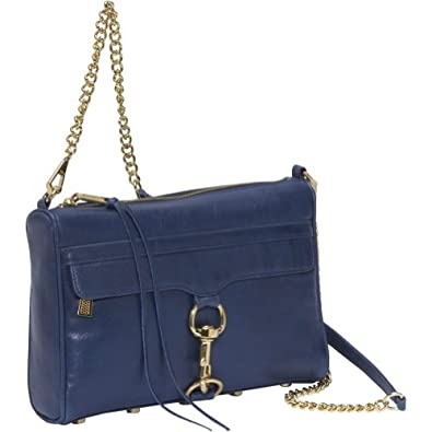 Rebecca Minkoff Classics MAC Clutch (Royal)