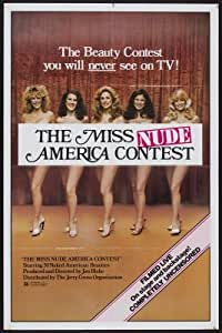 The Miss Nude America Contest