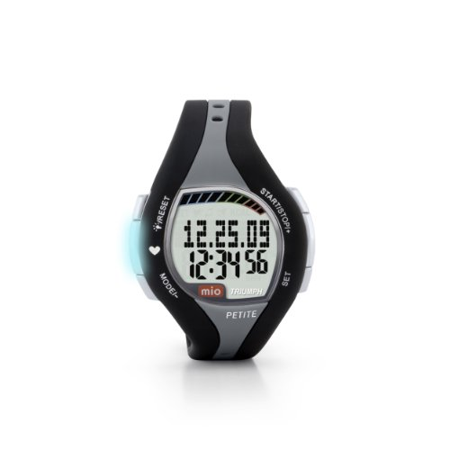 Cheap Mio Triumph Heart Rate Watch with Bonus Band (0039USBLK)