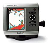 Garmin Fishfinder 400C with Dual-Beam Transducer