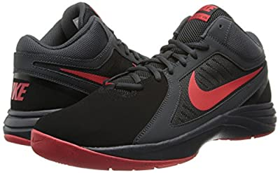 Nike The Overplay VIII Leather Basketball Shoes