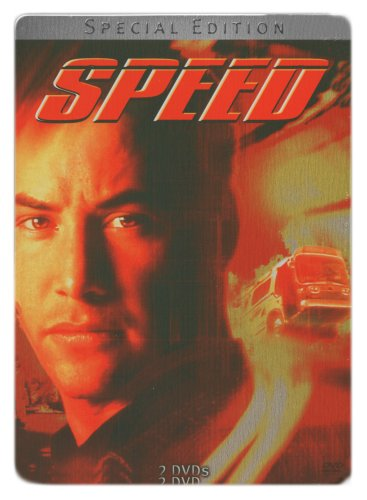 Speed (Steelbook) [Special Edition] [2 DVDs]