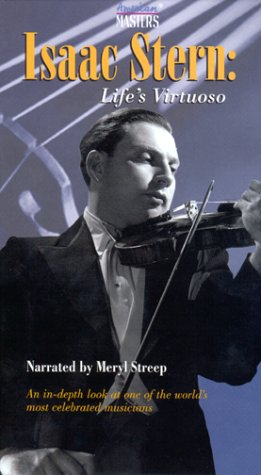 American Masters - Isaac Stern: Life's Virtuoso [VHS]