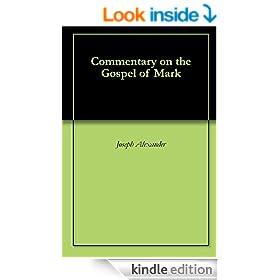 Commentary on the Gospel of Mark