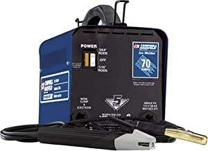Factory-Reconditioned Campbell Hausfeld RBWS090001 115-Volt Stick Welder