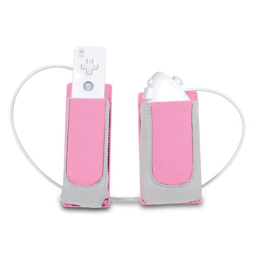Wii Fit Remote and Nunchuck Holsters