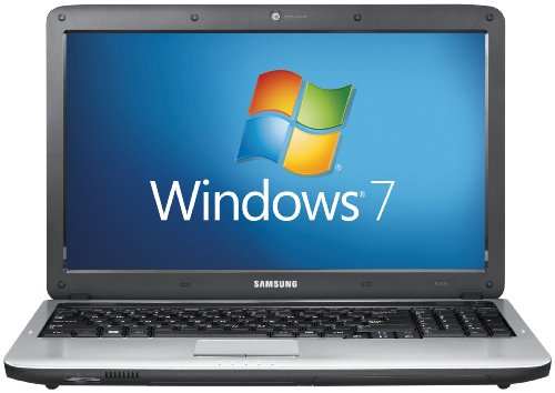Samsung RV510 15.6 inch Laptop (Intel Celeron Dual Core T3500 2.13GHz, RAM 4GB, HDD 500GB, DVDSMDL, WLAN, Webcam, Windows 7 Home Premium) - Black/Silver
