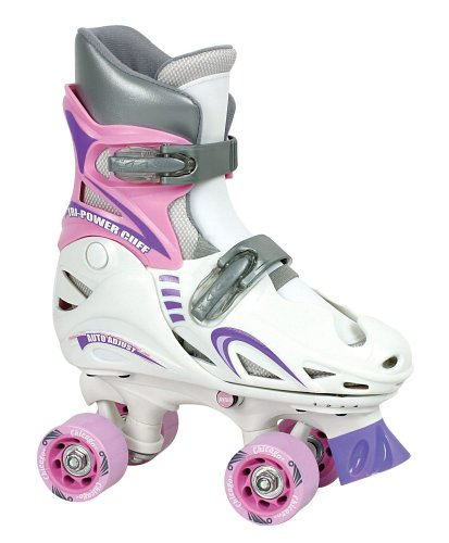 Chicago Girls Adjustable Quad Skate ,SM(J10-J13)