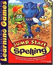 Jumpstart Spelling front-695412