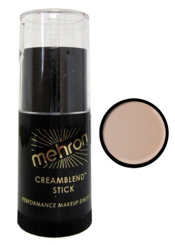 Light Olive Celebre Mehron Cream Blend Makeup Stick