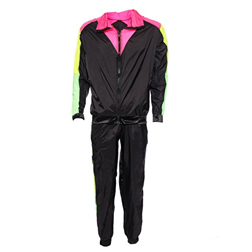 80er trainingsanzug jogging anzug fitness sport hose jacke. Black Bedroom Furniture Sets. Home Design Ideas