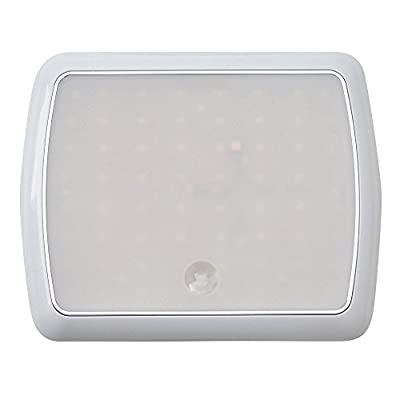 "Diamond Group 52655 7"" Square LED Touch Light"